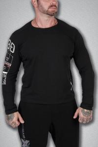футболка 3513 черная