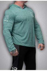 футболка 3318 зеленый