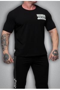 футболка 3317 черная