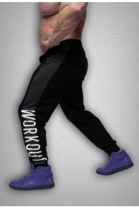 штаны 1663 черный