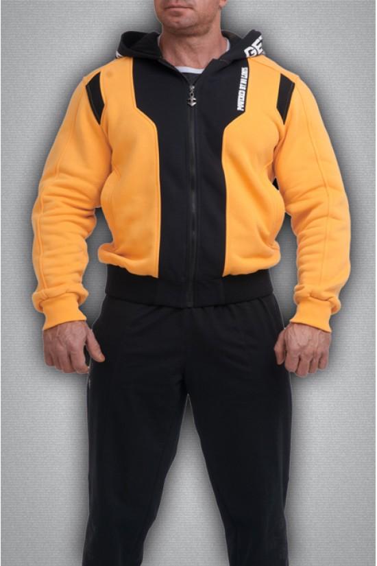 Толстовка 3548 желтая