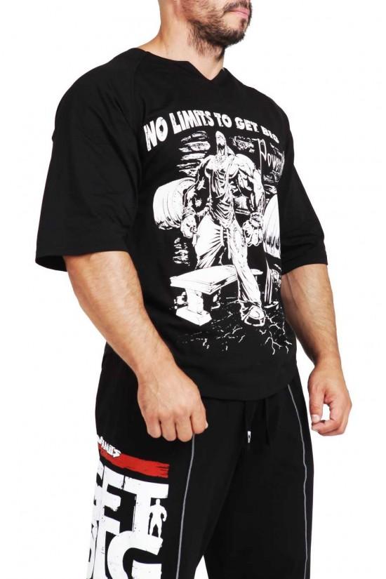 футболка 3390 черная