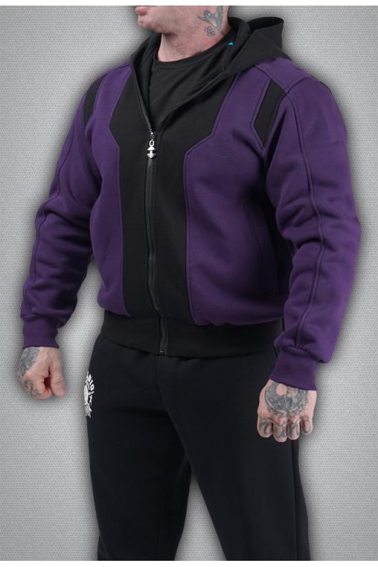 Толстовка 3548 фиолетовый