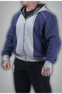 Толстовка 3553 синий