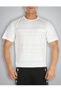 футболка 3576 белая
