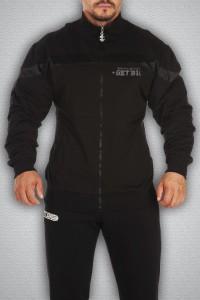 Куртка 3544 черная