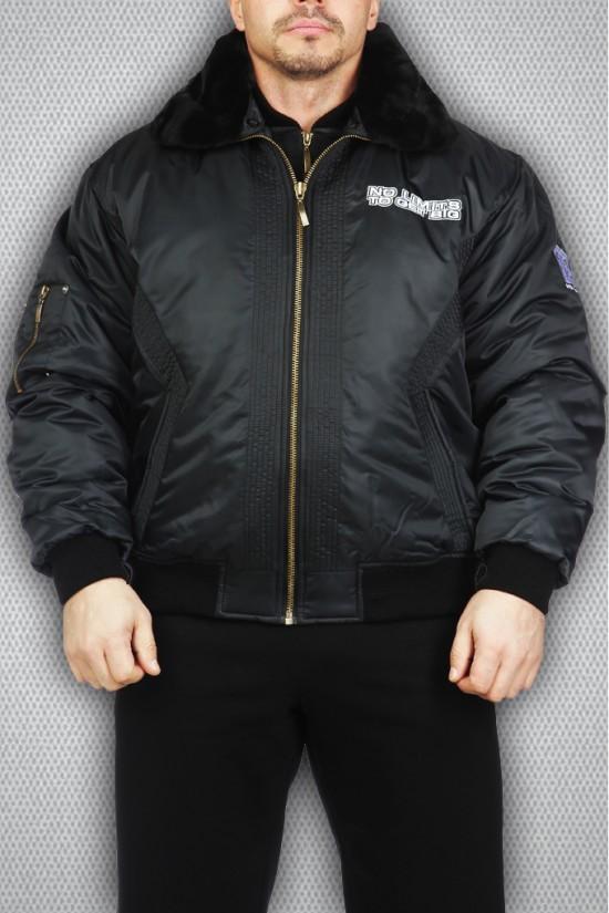 Куртка 5043 черная