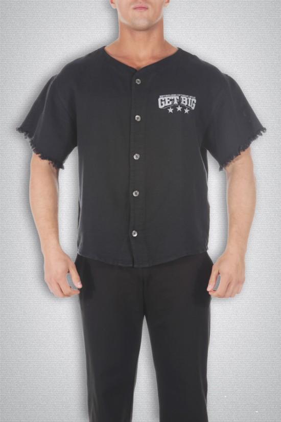 Рубашка 3345 черная