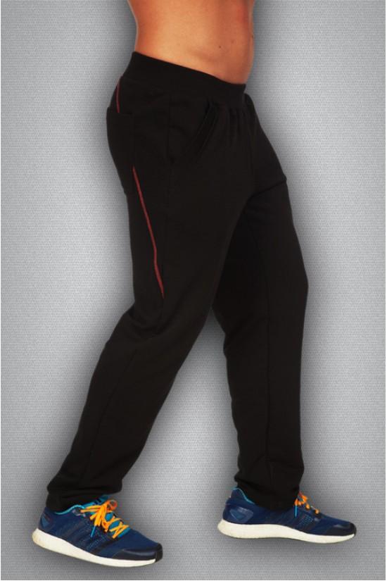 штаны 1652 черные зима